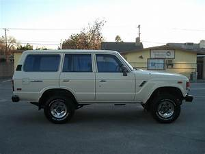 1984 Toyota Land Cruiser Fj60 62 40 80 Tlc Restored 5speed