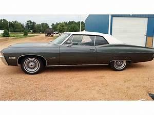 1968 Chevrolet Impala For Sale