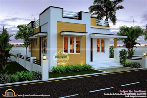 modern bungalow house design  roof deck latavia house