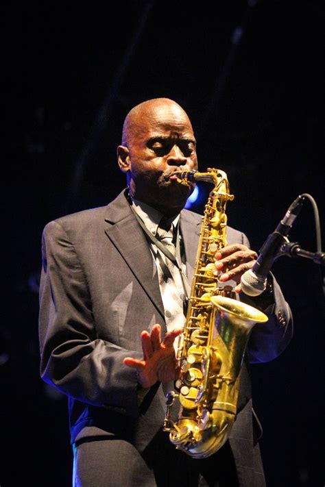 saxophonist maceo parker brings     love