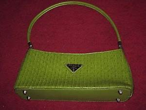 Prada Milano Dal 1913 Purse Lime Green Must Look