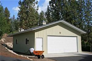 Small metal 2 car garage steel garage buildings for 2 car garage metal building
