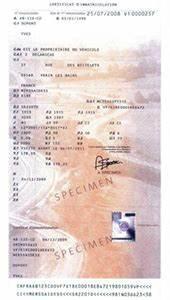Immatriculation Voiture étrangère En France : une nouvelle plaque d immatriculation pour votre v hicule nouvelle ~ Gottalentnigeria.com Avis de Voitures