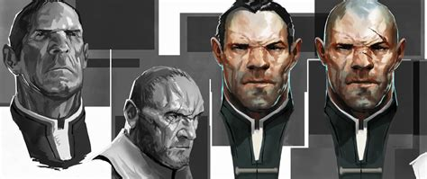 Image 2 Concept Art Overseerspng Dishonored Wiki