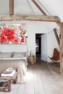 Décoration Chambre Scandinave : nouveau tableau fleur divine folie blog izoa ~ Melissatoandfro.com Idées de Décoration