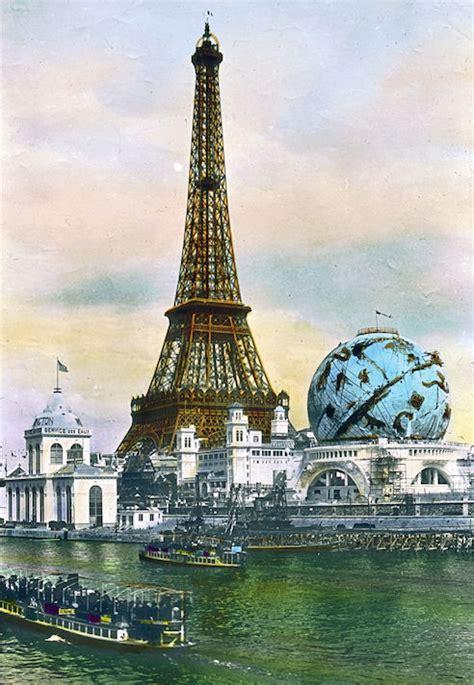 postcard eiffel tower  graphics fairy