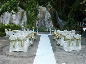 jamaica weddings the wedding ceremony picture of the ruins at the falls ocho rios tripadvisor
