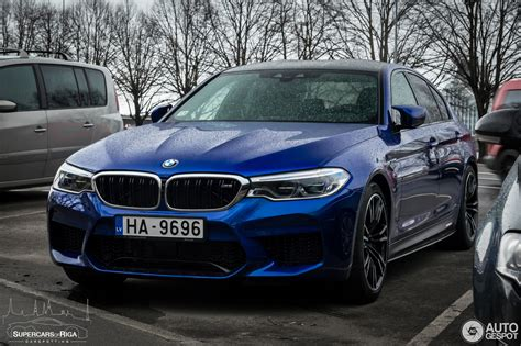 F90 Bmw M5 Competition In Detail