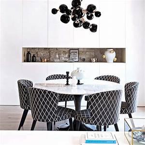 10 idees pour donner un coup de frais a la salle a manger With salle À manger contemporaineavec armoire salle À manger design
