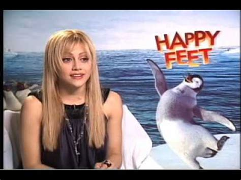 brittany murphy youtube brittany murphy quot happy feet interview quot youtube