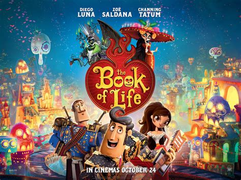 Film Review 'the Book Of Life' Featuring Ice Cube