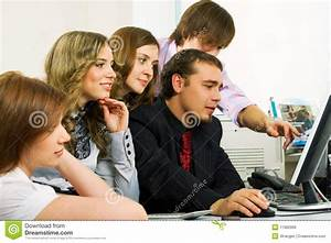 Young business team. stock photo. Image of group, portrait ...