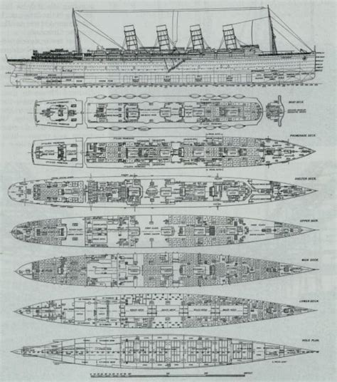 Titanic 2 Deck Plans by Model Boat Plans Titanic Plan Make Easy To Build Boat