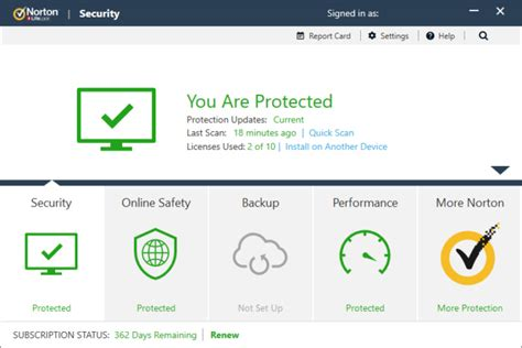norton security premium  review  minor revision