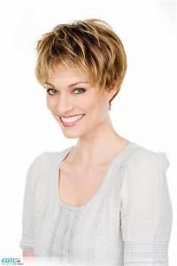 Coiffure Cheveux Court : coiffure courte boule femme ~ Melissatoandfro.com Idées de Décoration
