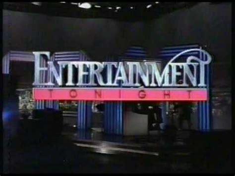 'Entertainment Tonight' - Show Intro (1982 version) - YouTube