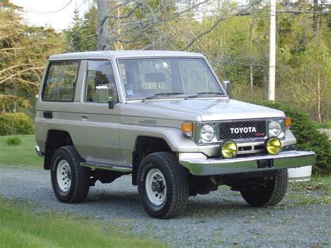 Crazymudder 1988 Toyota Land Cruiser Specs, Photos