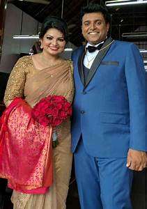 Malayalam actress-producer Sandra Thomas gets married to ...