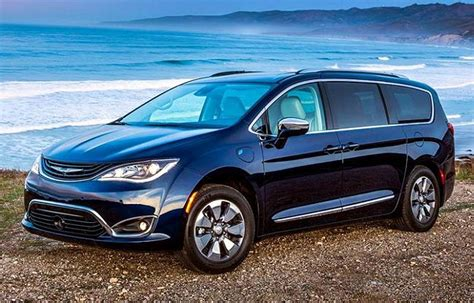 2019 Chrysler Pacifica  Cars Review 2018 2019