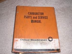Carburetor Parts And Service Manual  9