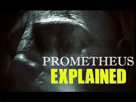 prometheus explained  review spoilers youtube