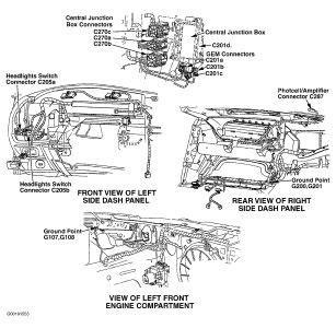 99 ford taurus wiring diagram 29 wiring diagram images