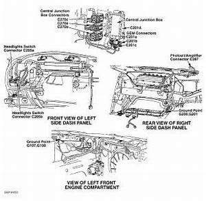 2002 Mercury Sable Automatic Headlight Go Out  Hi  I Have