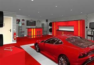 Resine Sol Garage : peinture resine pour sol garage wasuk ~ Edinachiropracticcenter.com Idées de Décoration