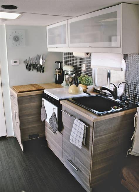 rv kitchen design 15 best rv kitchen interior design vanchitecture 2076