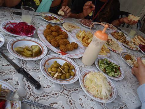 jerusalem cuisine food