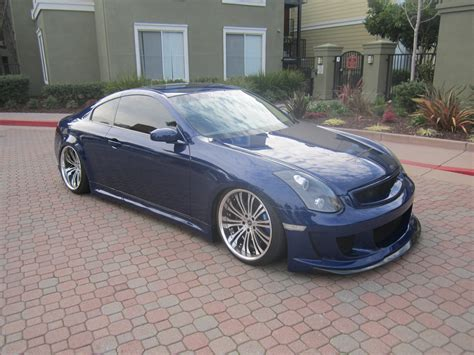 car blog post topic troys infiniti  coupe