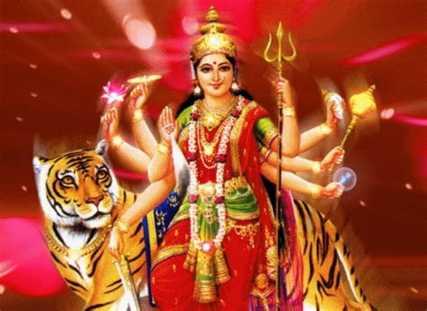 Durga Maa Animated Wallpaper - maa durga hd animated picture pics hub