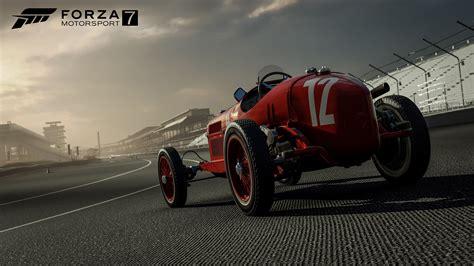 Papéis De Parede Forza Motorsport 7, Carro Retrô 3840x2160