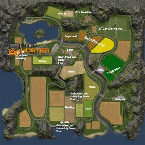 Landwirtschafts Simulator 2013 Karte