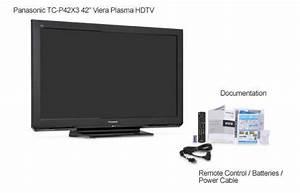 Diagram Panasonic Tc P42x3x