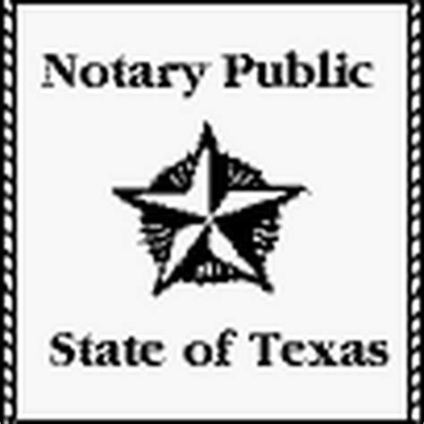 bureau notarial state notary bureau tx united states