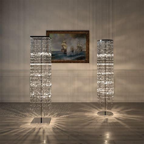 crystal floor standing l crystal floor standing l 3d model
