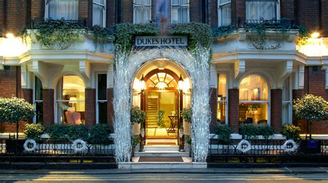 dukes london offers guests holiday   christmas