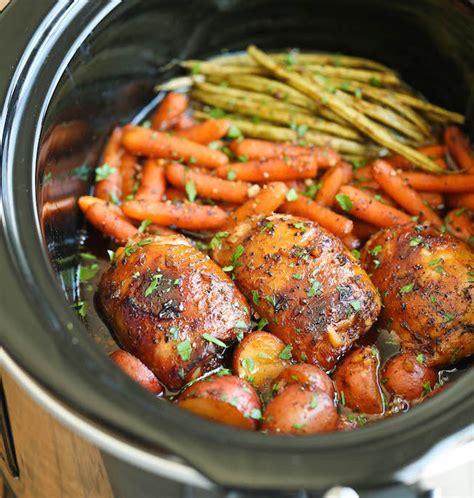 comment cuisiner des cuisses de poulet comment cuisiner a la mijoteuse