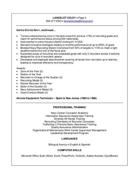 coley lancelot web resume senior recruiter 77058