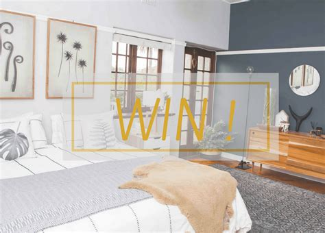 *win A Master Bedroom Makeover Valued At Over R