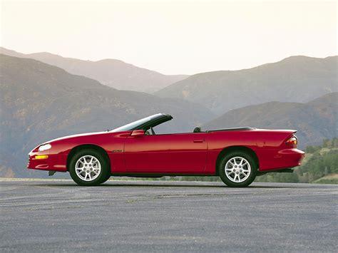 Chevrolet Camaro Convertible V 1999 Models