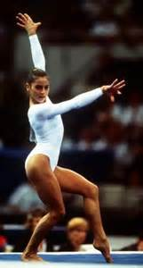 thick legged female gymnast gymnastic girls with