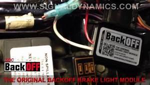 Install The Original Backoff Brake Light Module