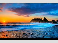 Sunset Beaches Wallpapers Wallpaper Cave
