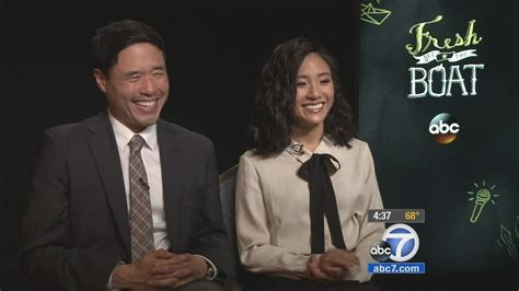 Watch Fresh Off The Boat Go Movies by New Comedy Fresh Off The Boat Docks At Abc Abc7