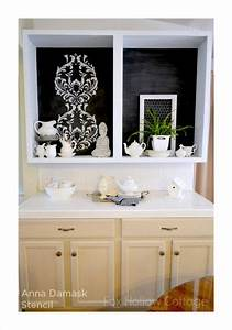 best 25 damask stencil ideas on pinterest free damask With kitchen cabinets lowes with damask decals wall art