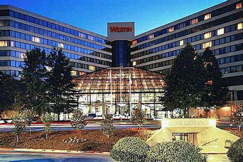 The Westin Atlanta Airport - Go Rolling Out