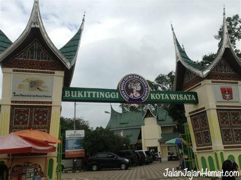tempat wisata  kuliner  bukittinggi jalan jajan hemat
