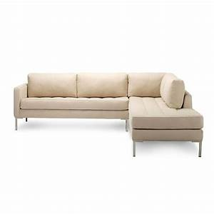 Small sectional sofa variety of colors homefurnitureorg for Used modern sectional sofa